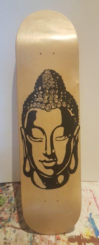 "Budha 8"" Canadian mapple  80€"